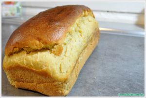 Recette Brioche Foodattitude à la MAP (machine à pain)