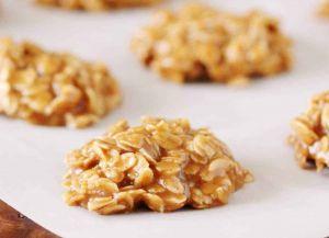 Recette Biscuits à l'avoine et à l'érable