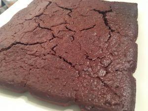 Recette Fondant au chocolat sans beurre, crème de coco