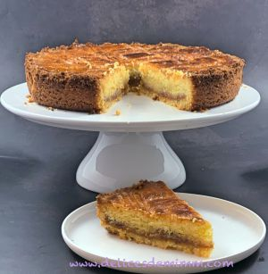 Recette Gâteau breton au caramel au beurre salé