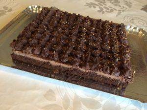 Recette Délice chocolaté à la fève tonka