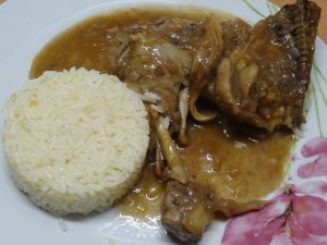 Recette Cuisses de poulet au coca