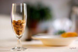 Recette Friandise aux graines de potimarron