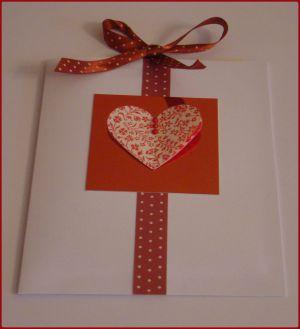 Recette Carte d'anniversaire pour Julie