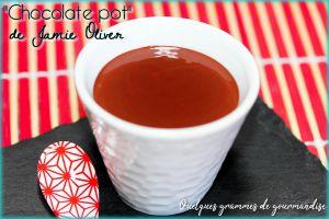 Recette «Chocolate pot» de Jamie Oliver