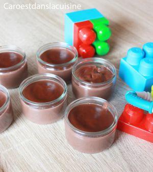 Recette Crème dessert au chocolat maison – dès 10 mois