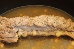 Recette Filet mignon de porc et grison