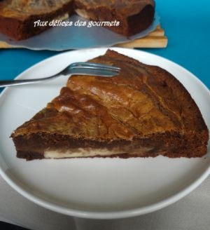 Recette Gâteau fondant au chocolat
