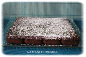 Recette Brownie aux chocolats cerises à la liqueur
