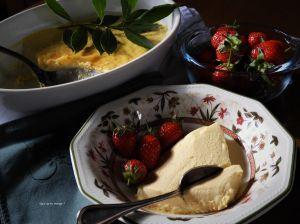 Recette Crème aux œufs, laurier et miel de sarrasin