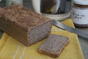 Recette Pain de sarrasin fermenté (sans gluten - IG bas)