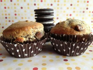 Recette Oreo muffins