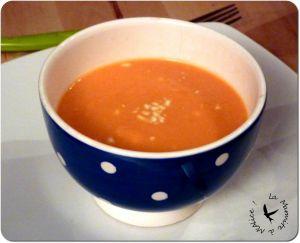 Recette Soupe à la Citrouille