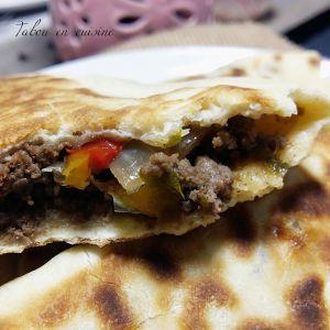 Recette Gözleme (crêpes turques) à la viande hachée