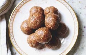 Recette Boules de tarte aux pommes