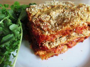 Recette Lasagnes vegan