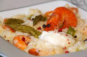 Recette Risotto à la Burrata
