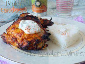 Recette Poulet tandoori {cuisine indienne}