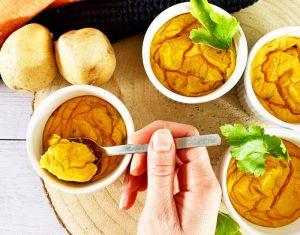 Recette Flans aux légumes