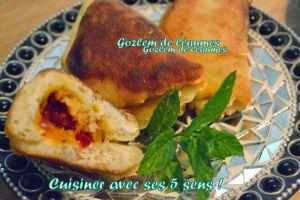 Recette Gozlem aux légumes et au gruyère