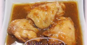 Recette Dos de poulet au Coca (Cookéo)