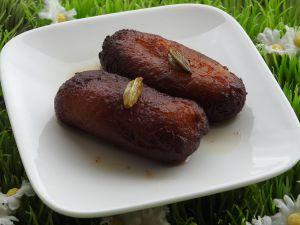 Recette Gulab jamun (thermomix)