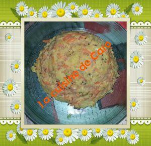 Recette Bowlcake polenta