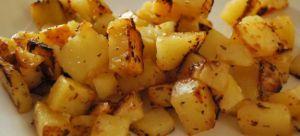 Recette Pommes de terre sautées au Cookéo