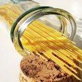 Recette 500 gr de Spaghettis boulettes de haricots rouges
