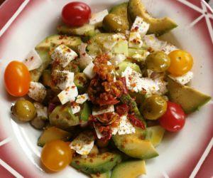 Recette Salade couleurs d' été