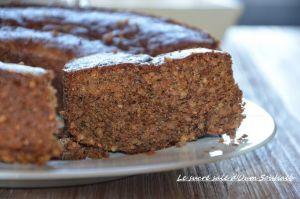 Recette Gâteau moelleux à l'orange et aux graines de chia