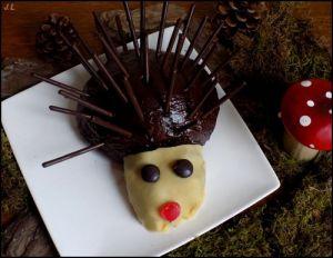Recette Gâteau hérisson