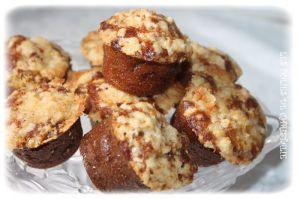 Recette Muffins croustillants à la pomme et aux corn flakes