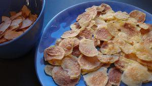 Recette Chips sans huile