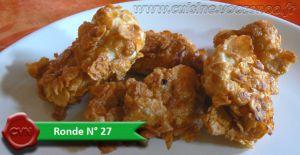 Recette Nuggets de poulet Home Made