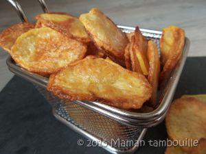 Recette Chips au four