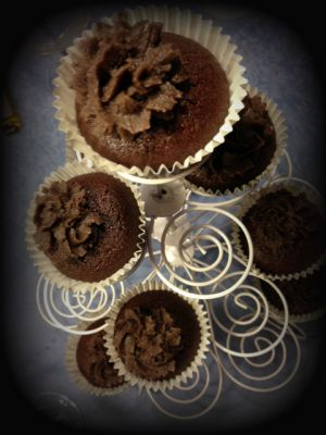 Recette Cupcakes aux Oreo ®