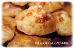 Recette Minis madeleines jambon fromage