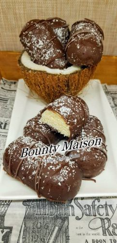 Recette Bounty Maison