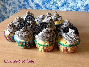 Recette Cupcakes Oréo