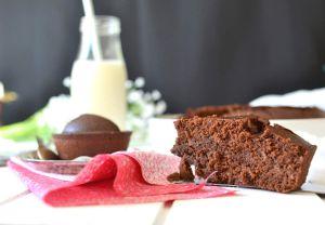 Recette Gâteau au chocolat { Vegan }