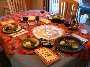 Recette Menus mets traditionnels pour les repas de Pessa'h la Pâque juive