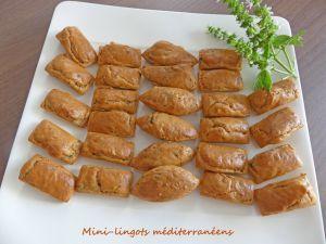 Recette Mini-lingots méditerranéens