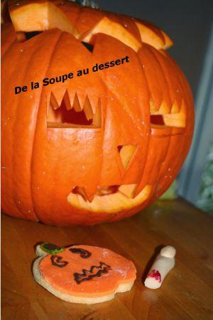 Recette Joyeux Halloween en retard, doigts de sorcière et sablés maléfiques