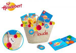 Recette ☆ Heudebert, Crackers in the City ☆ {GiveAway Inside}