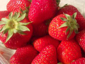 Recette Nappage à la fraise