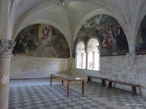 Recette Abbaye de fontevraud(49) - abbaye royale