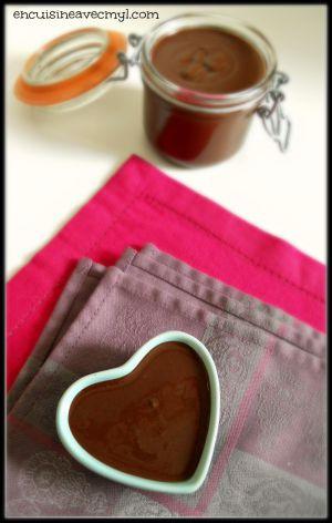 Recette Pâte à tartiner maison: chocolat & noisettes