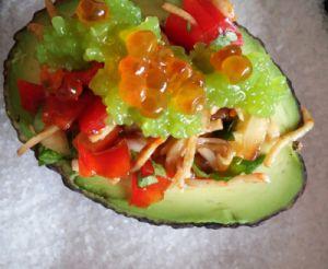 Recette Avocat gourmet