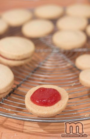 Recette Biscuits napolitains (ou Napolitaines)